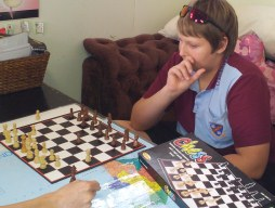 Chess Challenge Winner