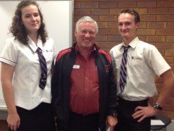 Longreach SHS students excel in extension program